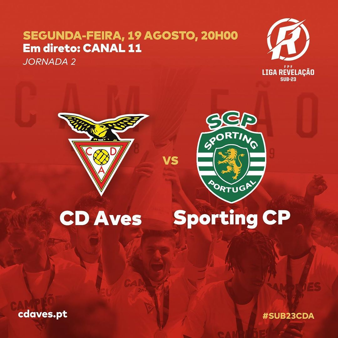 CD Aves vs Sporting Lisbon