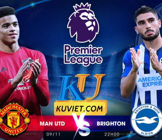 soi keo Mu vs Brighton