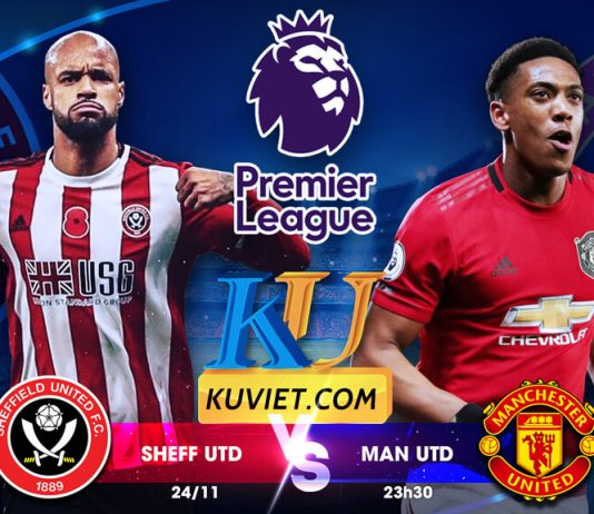 soi kèo sheffield united vs mu