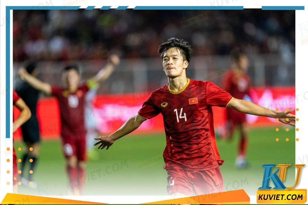 soi keo chung ket sea games u22 indonesia vs u22 vietnam