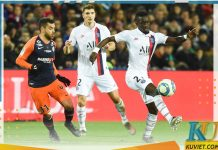 Soi kèo Paris Saint Germain vs Montpellier 23h30 02/01/2020 giải VĐQG Pháp
