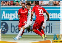 Soi kèo Union Berlin vs Augsburg 21h30 25/01/2020 Bundesliga