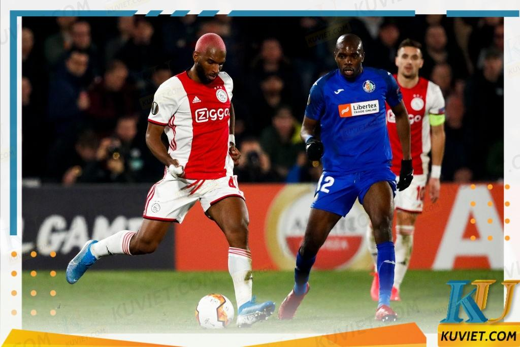 Soi kèo Ajax vs Getafe 03h00 28/02/2020 Europa League
