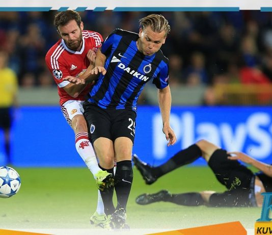 Soi kèo Club Brugge vs Manchester United 00h55 21/02/2020 Europa League