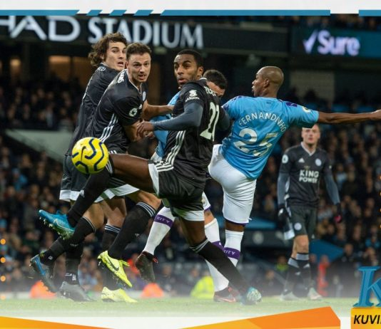 Soi kèo Leicester City vs Manchester City 00h30 23/02/2020 giải Ngoại hạng Anh