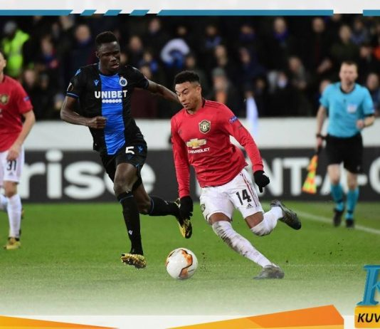 Soi kèo Manchester United vs Club Brugge 03h00 28/02/2020 UEFA Europa League